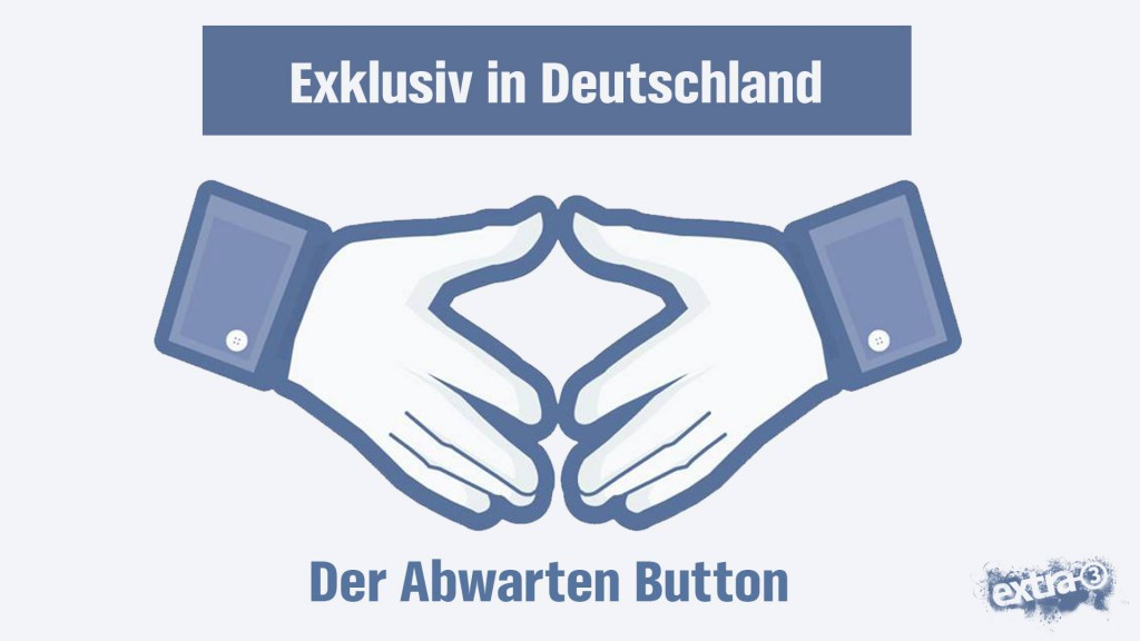 Abwarten-Button