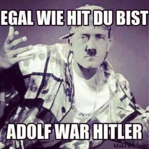 Adolf war Hitler