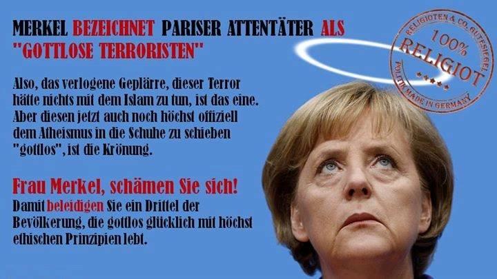 Angela Aiman Mazyek-Merkel