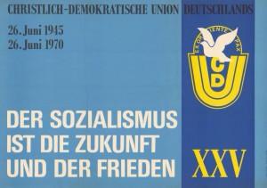 CDU Sozialismus