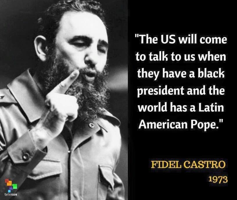 Fidel Castro 1973