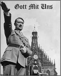 Gott mit uns_Der Fuehrer