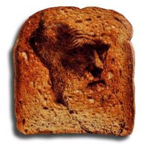 Das heilige Darwin-Brot. Hallo Julia!