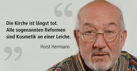Horst Herrmann_Kirche tot