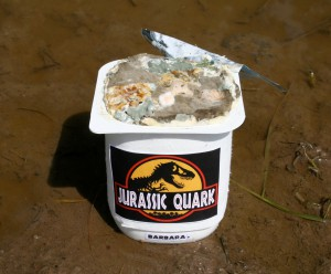Jurassic Quark