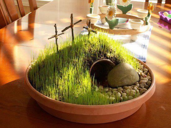Osterfest-Bastelvorschlag