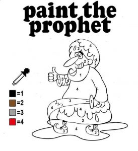 Paint the Prophet