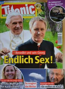 Papst-Privatleben