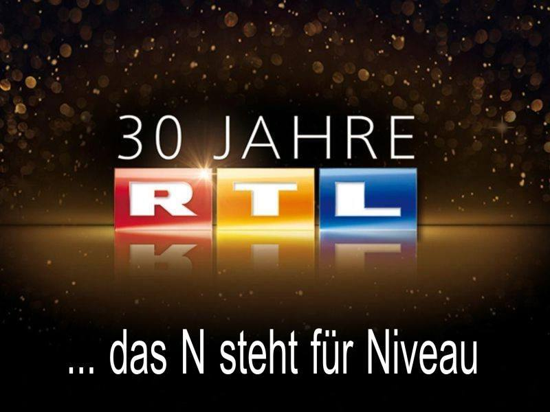 RTL-Jubiläum