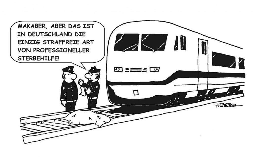 Rolf Heinrich - Sterbehilfe
