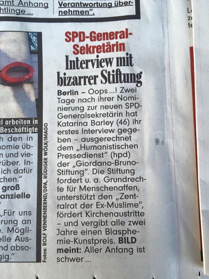 SPD-Generalsekreaerin_Bloed-Zeitung gbs