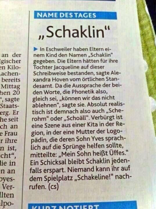 Schaklin
