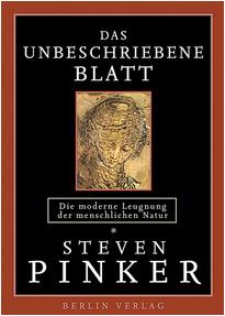 Steven Pinker - unbeschriebenes Blatt