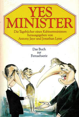 Yes Minister Buch